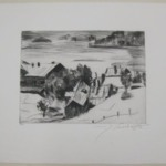 The Village of Urfeld (Dorf Urfeld)