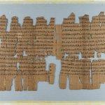Brooklyn Wisdom Papyrus