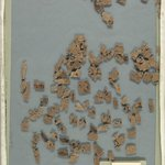 Eight Groups of Papyrus Fragments Inscribed in Demotic and Greek