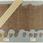 Confirmation of Royal Power at the New Year Papyrus