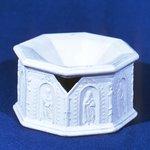 Cuspidor, Stoneware
