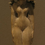 Fertility Statuette of a Woman