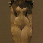 Fertility Statuette of a Woman