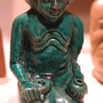 Vessel in the Form of a Kneeling Woman