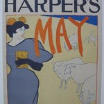 Harpers Poster - May 1895