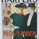 Harpers Poster - November 1895