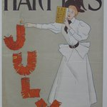 Harpers Poster, July 1894
