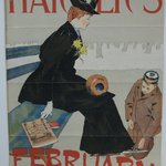 Harpers Poster - February 1894