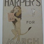 Harpers Poster - March 1894