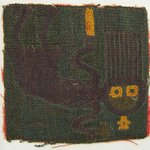 Textile Fragment, Unascertainable or Skirt?, Fragment