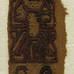 2 Textile Fragments, Unascertainable, Pieces of a Border, or 2 Textile Fragments, Undetermined