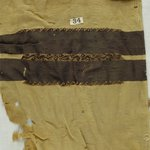 Tunic Fragment with Band Decoration