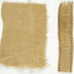 Plain Weave Fragment, Basket Weave Fragment