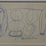 "Sketch Panel ""VIII"""