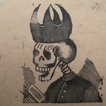 "Calavera ""Clerical"""
