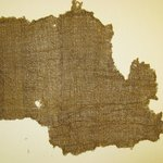 possible Headcloth, Fragment or Textile Fragment, undetermined