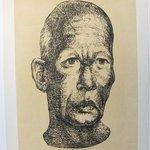 Buddhist Priest From Ceylon