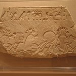 Relief with Female Musicians