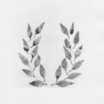 Laurel Leaves Probably from a Wreath