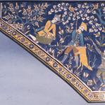 Panel Depicting Hunting Scene