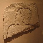 Sunk Relief of a God or Deified King