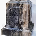 Pedestal from Villard Houses