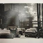 Shift Change at Bethlehem Steel-Franklin Boro, Johnstown, Pennsylvania