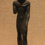 Striding Figure of a Kushite King