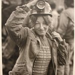 Brenda Ward, U.S. Steel #50 Mine, Pinnacle W. Va., 1982