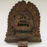 Head of Mahakala
