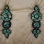Pair of Woman's Ear Pendants
