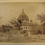 Print from Album of Photographs: Architecture in India