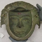 Mask of Crowned Deity