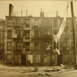 Black Houses on Lower East Side