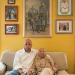 Tarabu and Mamie Kirkland, Los Angeles, California