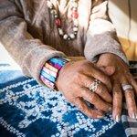 Mamie Kirklands Hands, Los Angeles, California