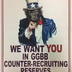 We Want You in GGBB Counter-Recruiting Reserves