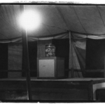 Siamese Twins in a Carnival Tent, N.J.