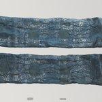 Pair of Jade Pendants (Paeok) in Bags