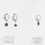 Loop Earrings, Roman Type