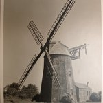 Windmill at Hayground, L.I., General Exterior