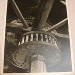 Windmill at Hayground, L.I., Interior 2nd Story