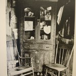 [Untitled] (Chairs and Cupboard)