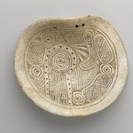 Rattlesnake Gorget (Breast Ornament)