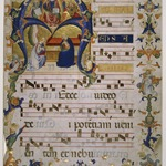 Frontispiece from a Choir Book