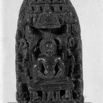 Stele Depicting one of the Tirthankara Figures