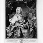 Guillaume Cardinal Dubois, Archvesque Duc de Cambray, Prince du Empire, Premier Ministre