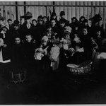 Children & Dolls, Brooklyn 1880s