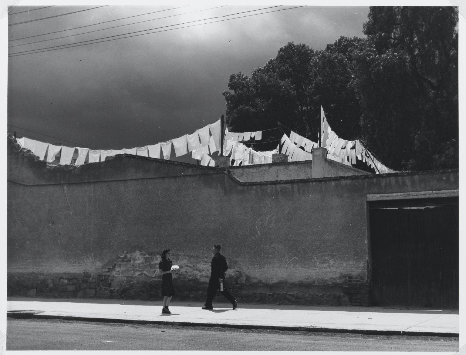 Qué chiquito es el mundo, 1942