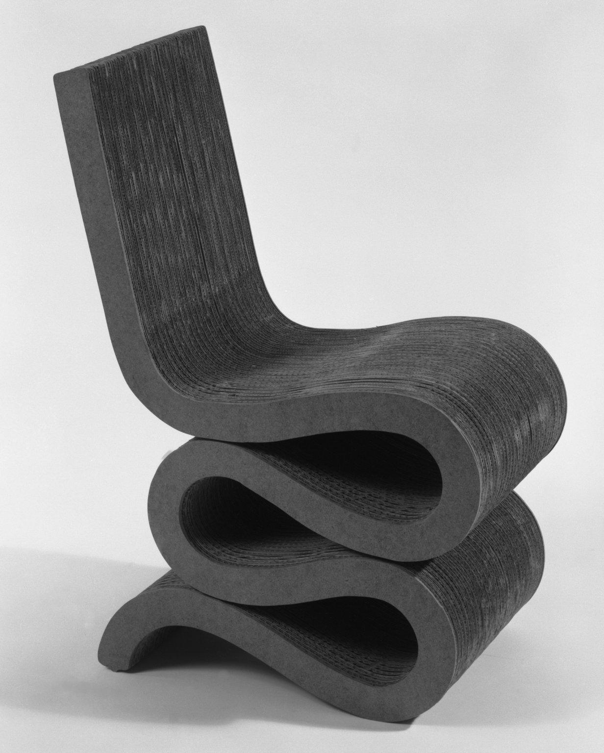 Side Chair, 'Easy Edges'